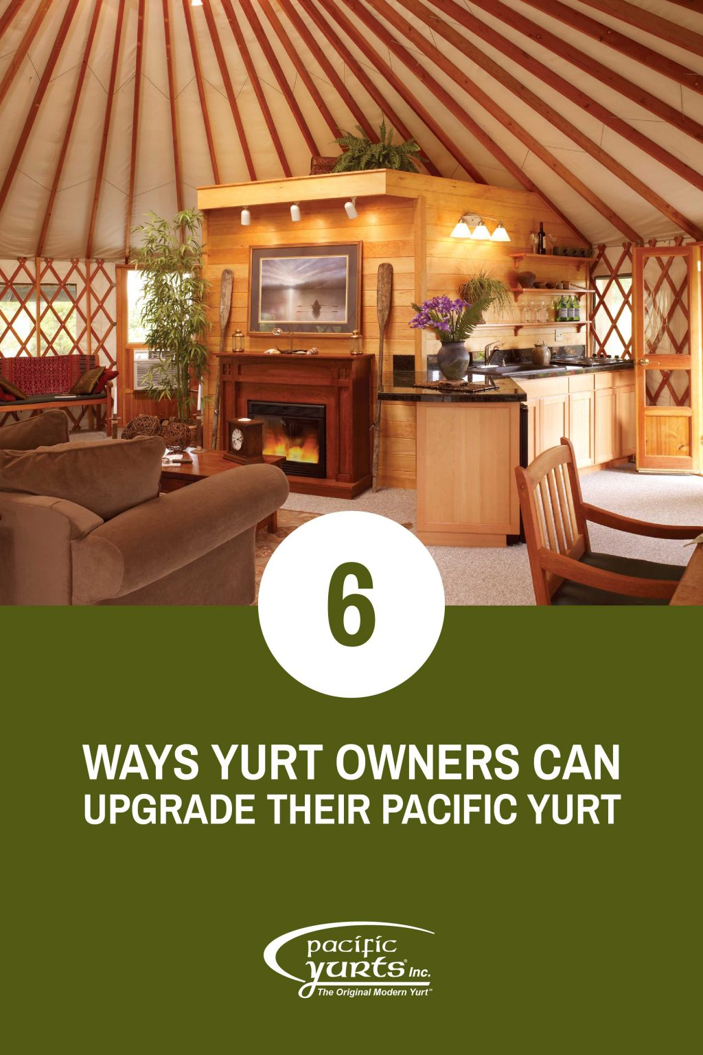 6 ways yurt owners can upgrade their pacific yurt